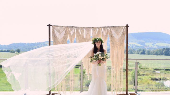Marina Walker Photography's styled shoot with succulents and affordable details for a minimalist boho wedding (25)