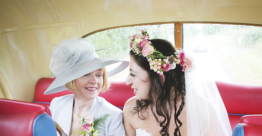 The brightest vintage bus! Colour and playful wedding styling, with Katrina Matthews Photography (10)