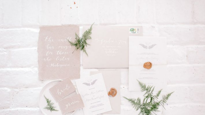 Minimal elegant wedding style ideas by Wildflower Wedding Planner Natasha, images Helene Elliott Photography (5)