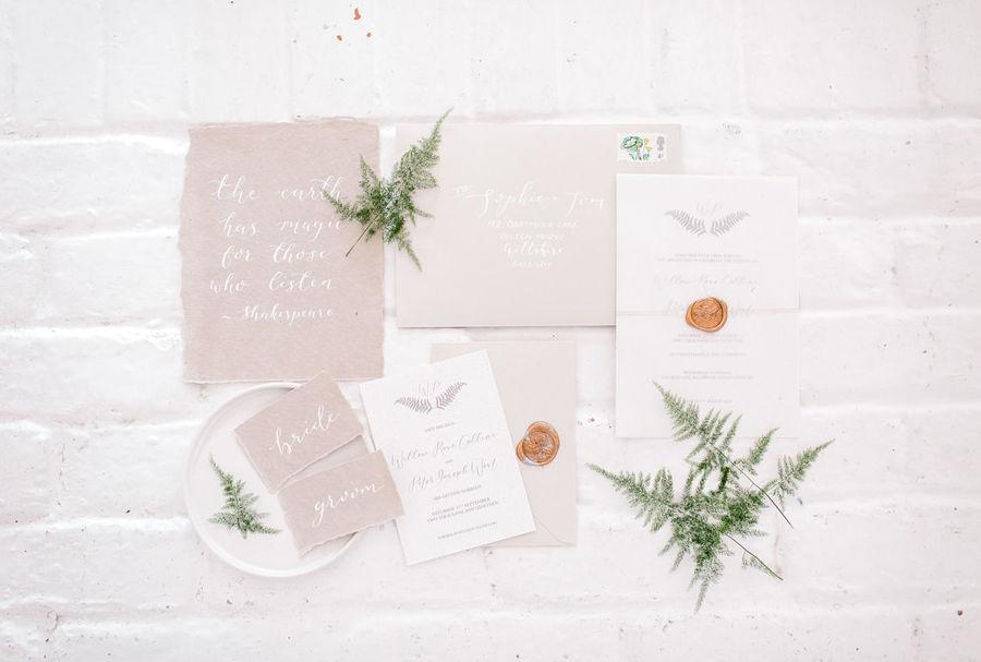 Minimal elegant wedding style ideas by Wildflower Wedding Planner Natasha, images Helene Elliott Photography (5)