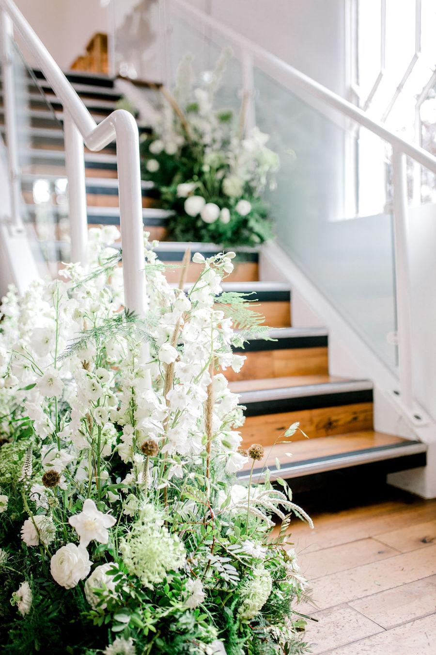 Minimal elegant wedding style ideas by Wildflower Wedding Planner Natasha, images Helene Elliott Photography (7)