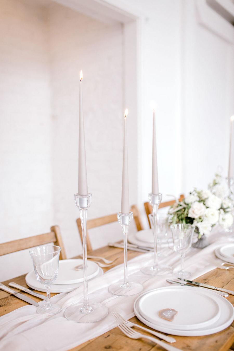 Minimal elegant wedding style ideas by Wildflower Wedding Planner Natasha, images Helene Elliott Photography (30)