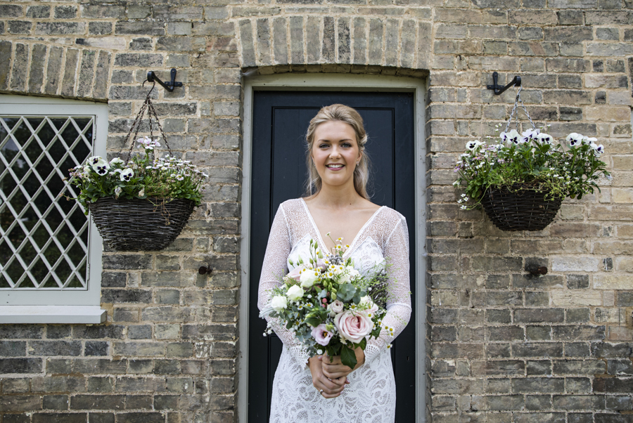 Beautiful real boho wedding from Shortmead House, with Lorna Newman Photography (13)
