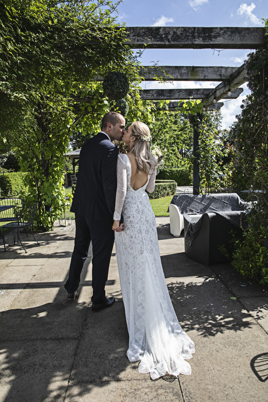 Beautiful real boho wedding from Shortmead House, with Lorna Newman Photography (18)