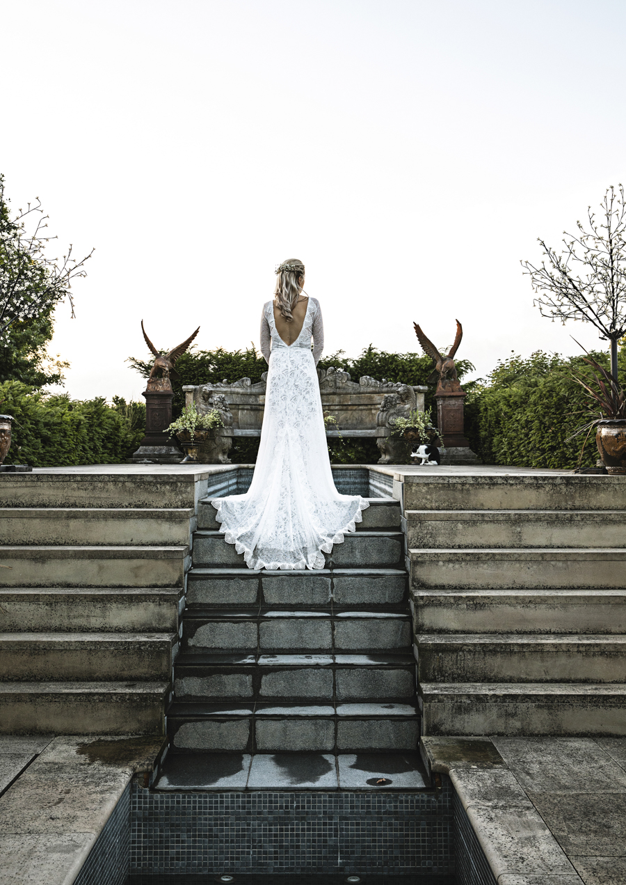 Beautiful real boho wedding from Shortmead House, with Lorna Newman Photography (30)