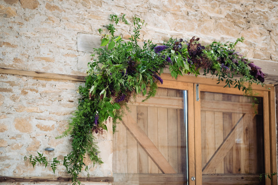 The Old Barn, Kelston - behind the scenes wedding flower styling - photo by Martin Pemberton (10)