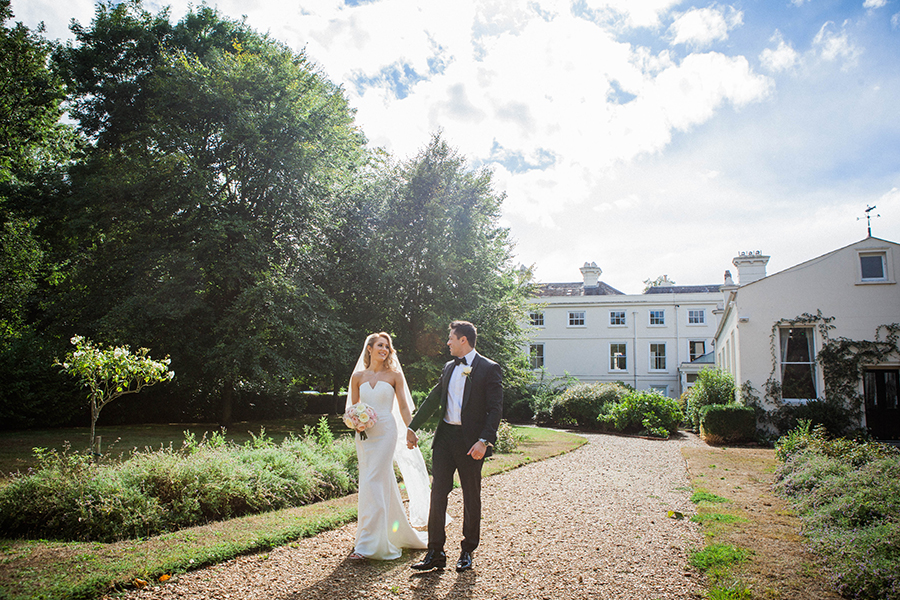black tie UK wedding blog from Morden Hall with Vivienne Edge Photography (19)