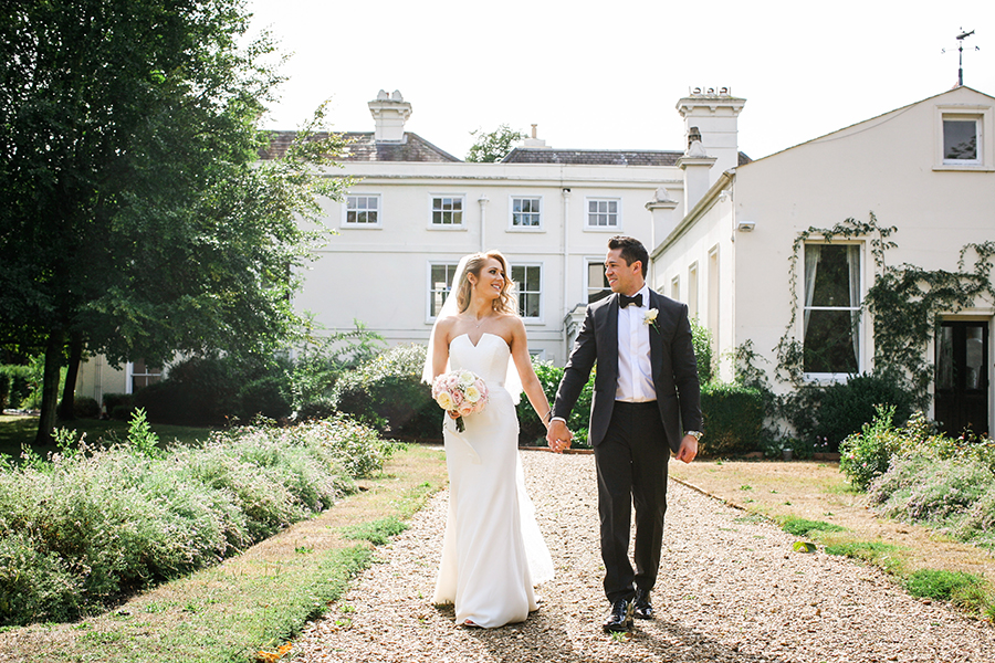 black tie UK wedding blog from Morden Hall with Vivienne Edge Photography (26)