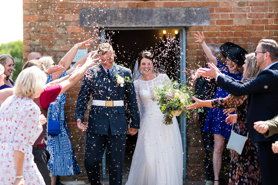 Natural styling for a relaxed and beautiful English wedding with images by Sky Photography (16)