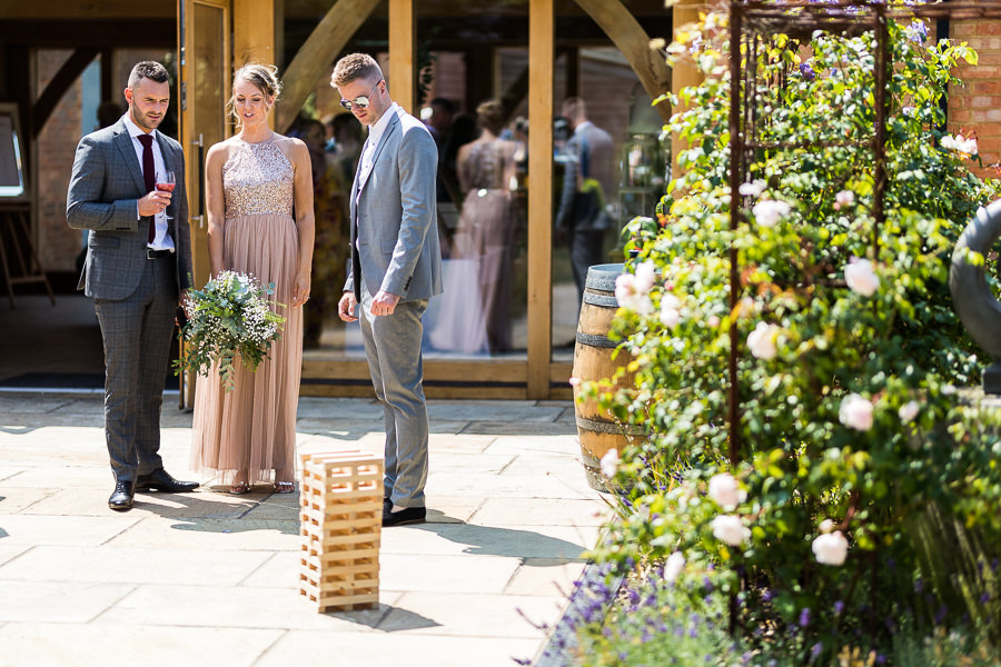 Natural styling for a relaxed and beautiful English wedding with images by Sky Photography (18)