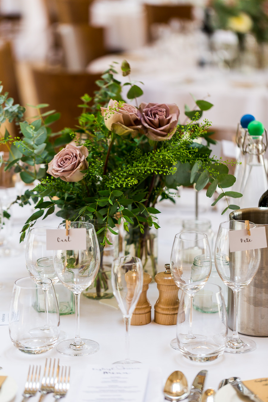Natural styling for a relaxed and beautiful English wedding with images by Sky Photography (1)