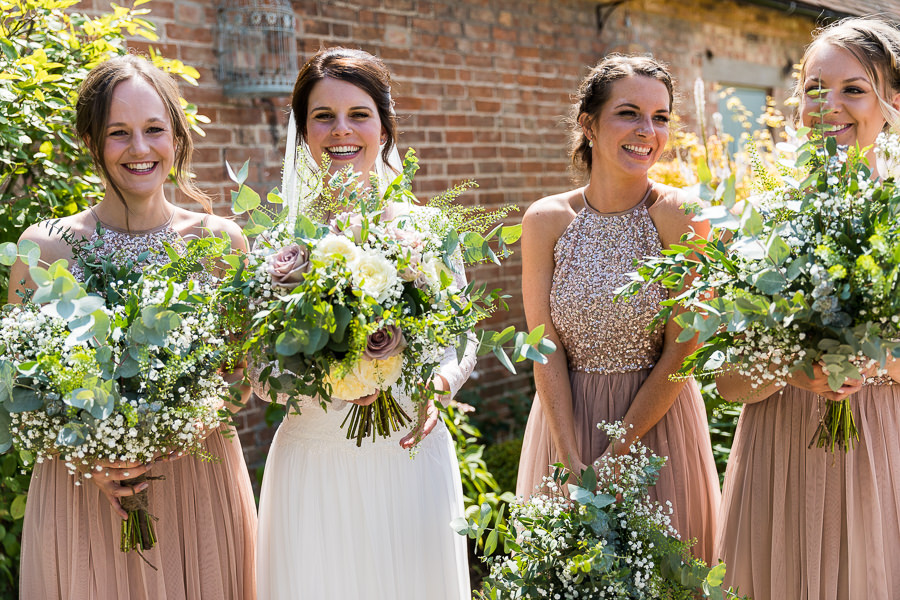 Natural styling for a relaxed and beautiful English wedding with images by Sky Photography (24)