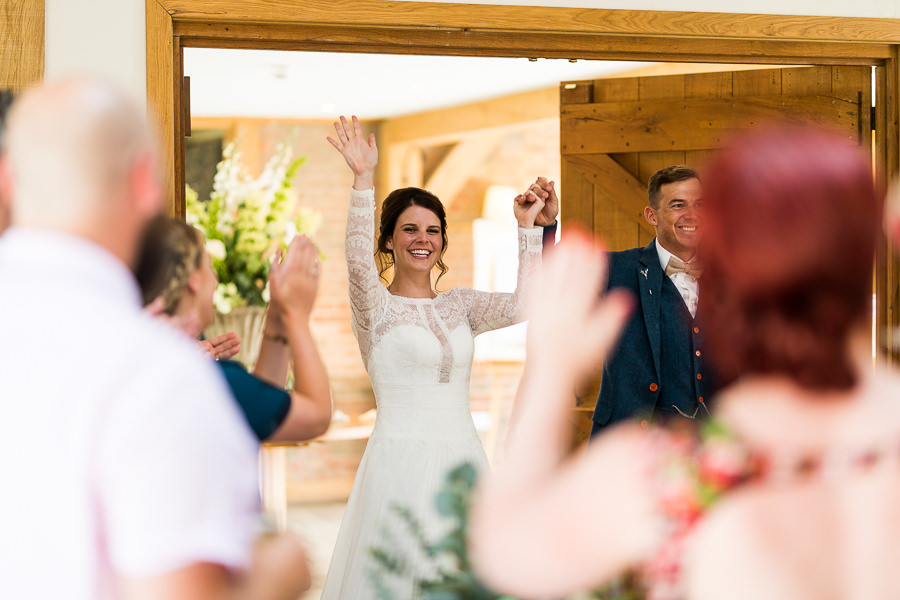 Natural styling for a relaxed and beautiful English wedding with images by Sky Photography (25)