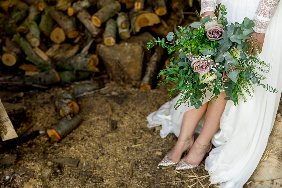 Natural styling for a relaxed and beautiful English wedding with images by Sky Photography (29)