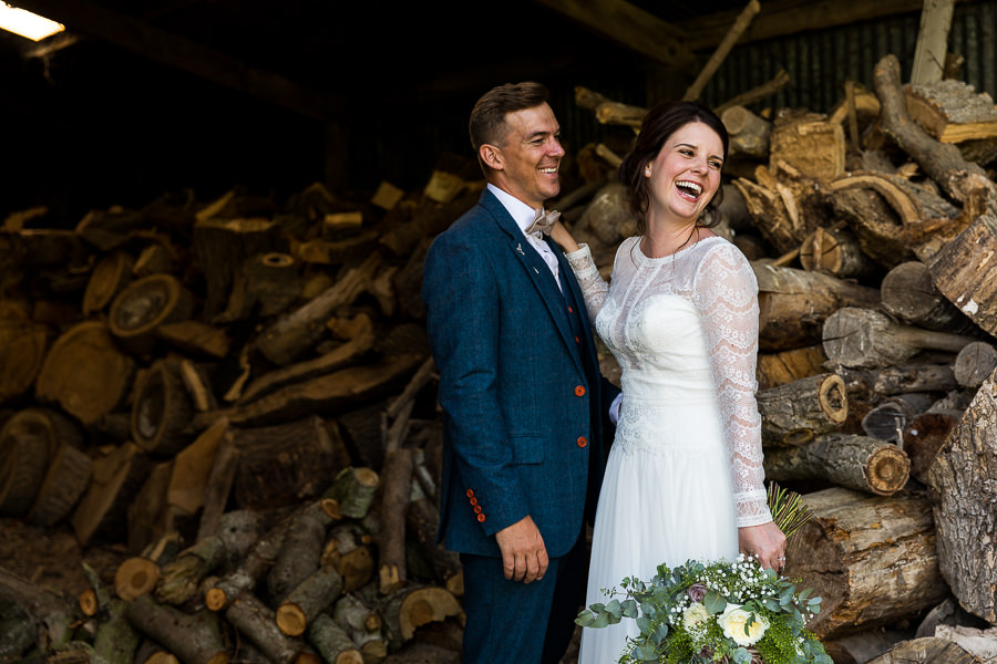 Natural styling for a relaxed and beautiful English wedding with images by Sky Photography (30)
