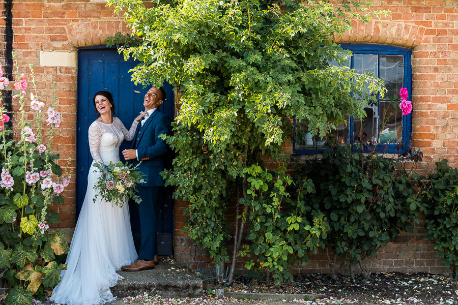 Natural styling for a relaxed and beautiful English wedding with images by Sky Photography (32)