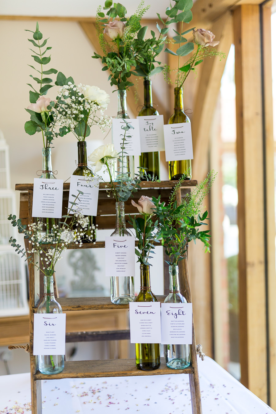 Natural styling for a relaxed and beautiful English wedding with images by Sky Photography (3)