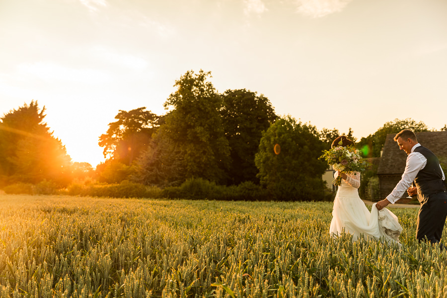 Natural styling for a relaxed and beautiful English wedding with images by Sky Photography (40)