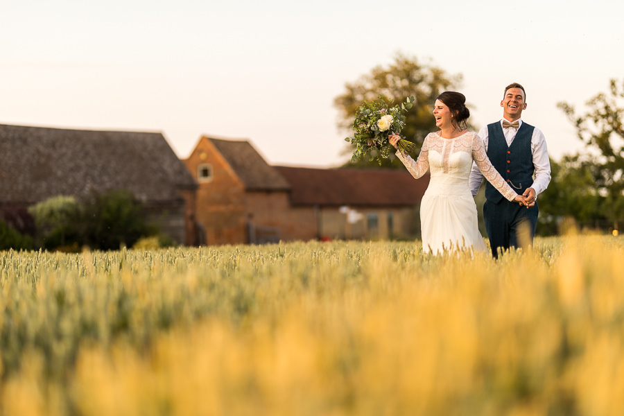 Natural styling for a relaxed and beautiful English wedding with images by Sky Photography (41)