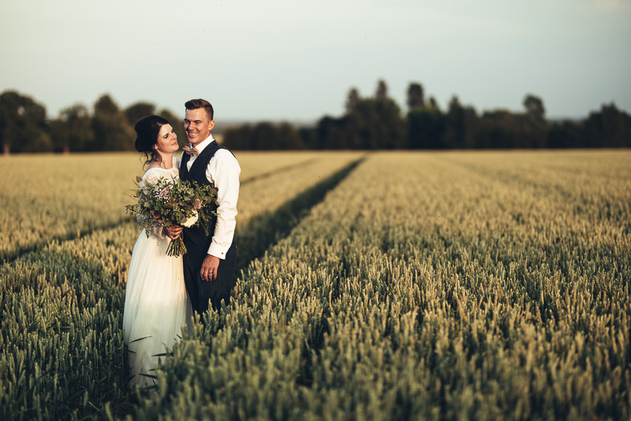Natural styling for a relaxed and beautiful English wedding with images by Sky Photography (43)