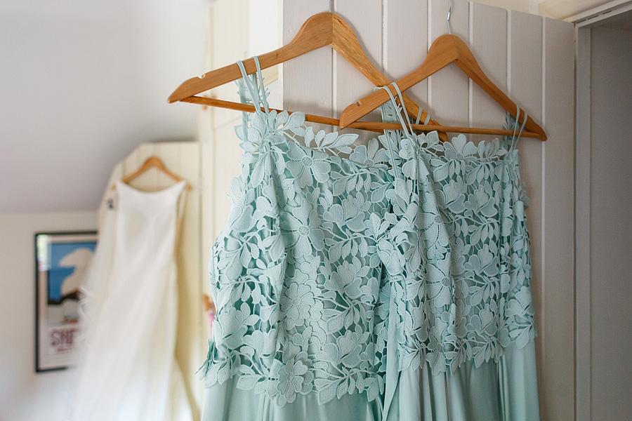 Norfolk wedding blog with hanging florals, image credit Duncan Kerridge on the English Wedding Blog (1)