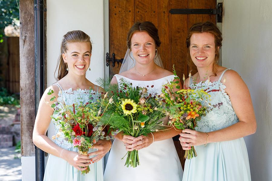 Norfolk wedding blog with hanging florals, image credit Duncan Kerridge on the English Wedding Blog (5)