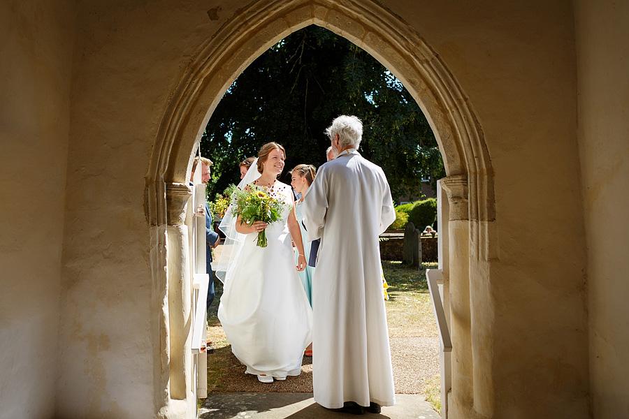 Norfolk wedding blog with hanging florals, image credit Duncan Kerridge on the English Wedding Blog (6)
