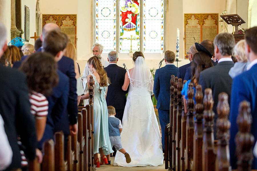 Norfolk wedding blog with hanging florals, image credit Duncan Kerridge on the English Wedding Blog (7)