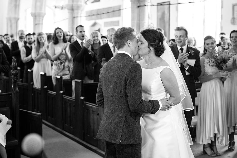 Norfolk wedding blog with hanging florals, image credit Duncan Kerridge on the English Wedding Blog (10)