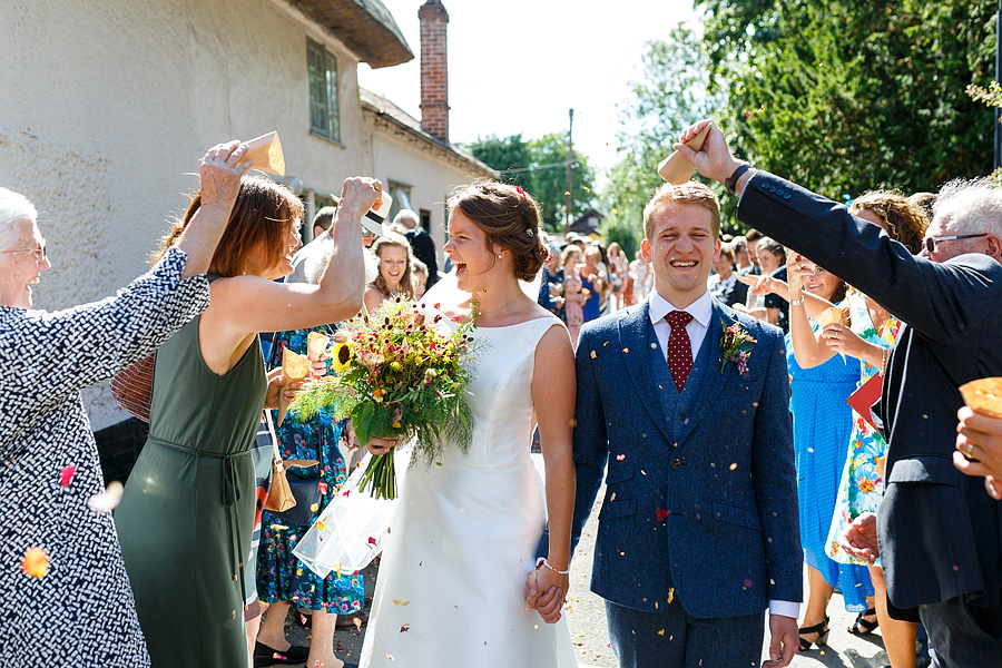 Norfolk wedding blog with hanging florals, image credit Duncan Kerridge on the English Wedding Blog (13)