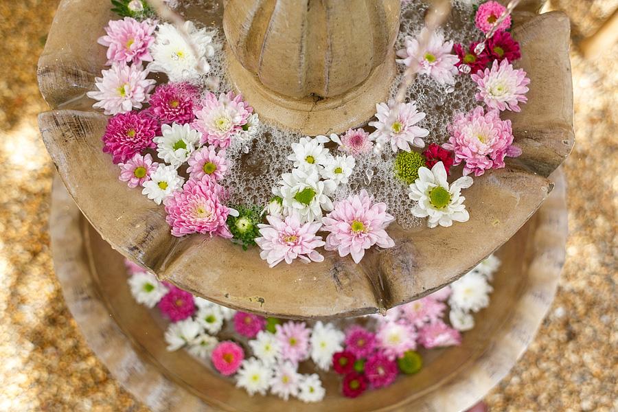 Norfolk wedding blog with hanging florals, image credit Duncan Kerridge on the English Wedding Blog (19)