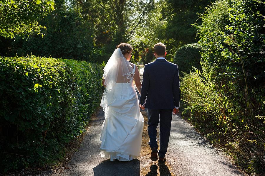 Norfolk wedding blog with hanging florals, image credit Duncan Kerridge on the English Wedding Blog (20)