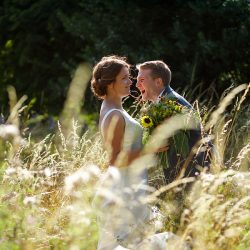 Let's keep the summer feels alive a little longer… Esther & Sam, by Duncan Kerridge Photography