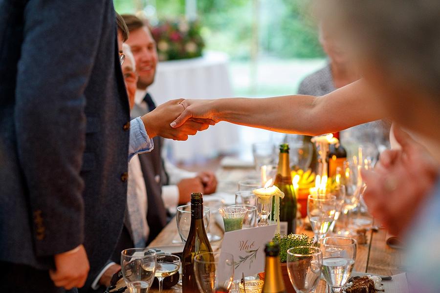 Norfolk wedding blog with hanging florals, image credit Duncan Kerridge on the English Wedding Blog (27)
