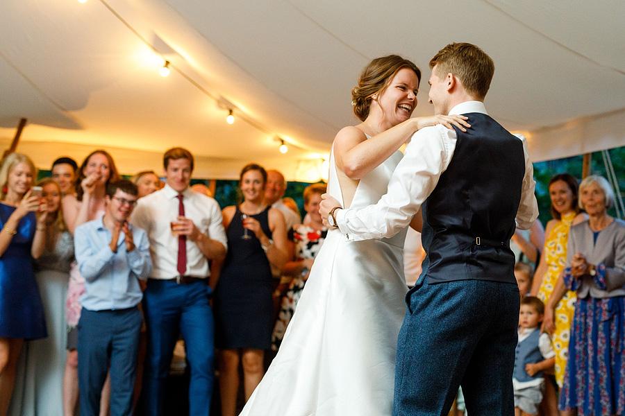 Norfolk wedding blog with hanging florals, image credit Duncan Kerridge on the English Wedding Blog (30)