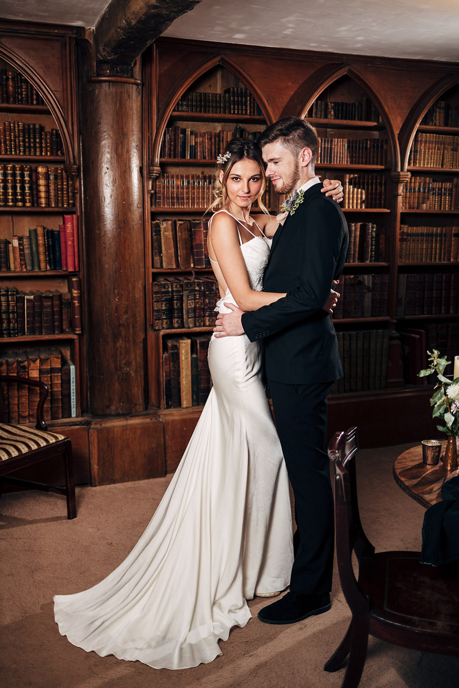 English heritage style inspiration for 2019 weddings, with Photography by Michaelangelo on English-Wedding.com (35)