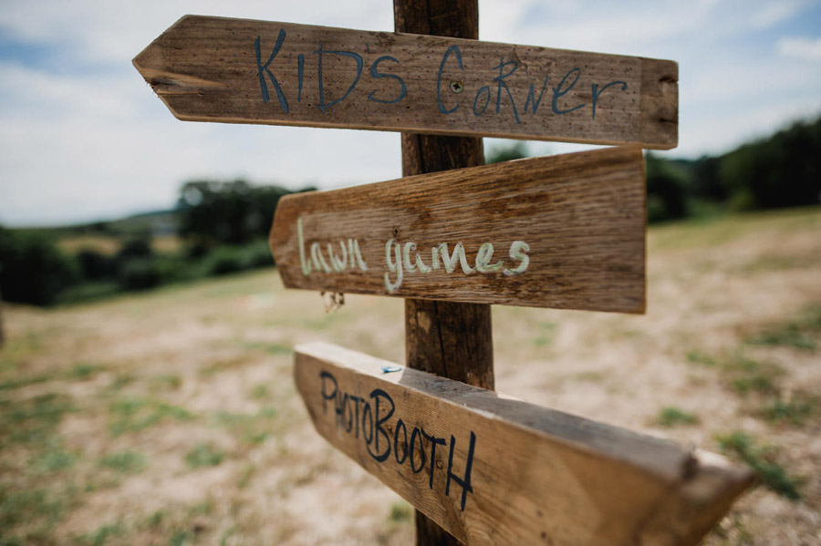 Relaxed 'good life' wedding blog with an outdoor ceremony on a farm, images by Special Day Wedding Photos (1)