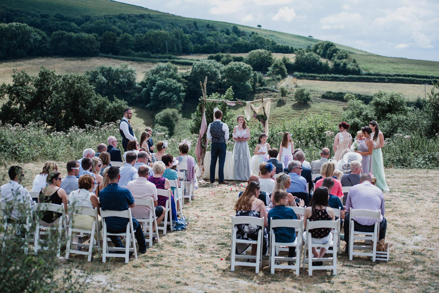 Relaxed 'good life' wedding blog with an outdoor ceremony on a farm, images by Special Day Wedding Photos (8)