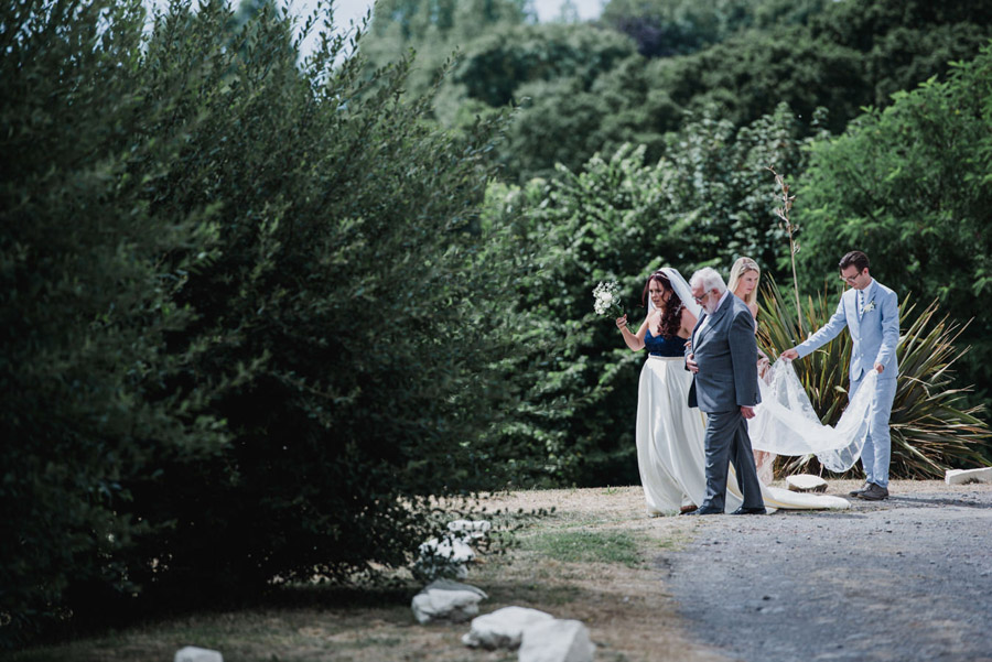 Relaxed 'good life' wedding blog with an outdoor ceremony on a farm, images by Special Day Wedding Photos (9)