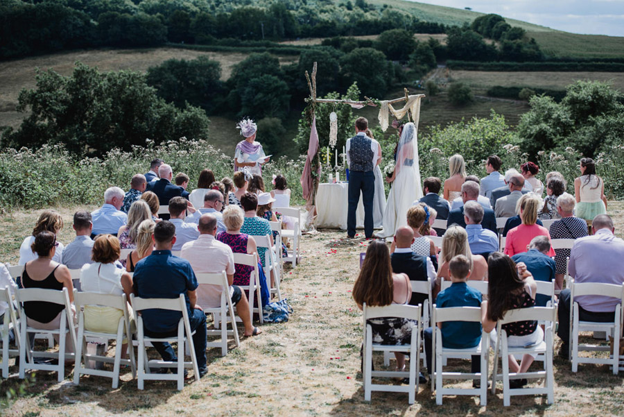 Relaxed 'good life' wedding blog with an outdoor ceremony on a farm, images by Special Day Wedding Photos (13)