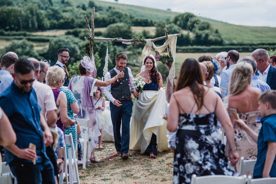 Relaxed 'good life' wedding blog with an outdoor ceremony on a farm, images by Special Day Wedding Photos (15)
