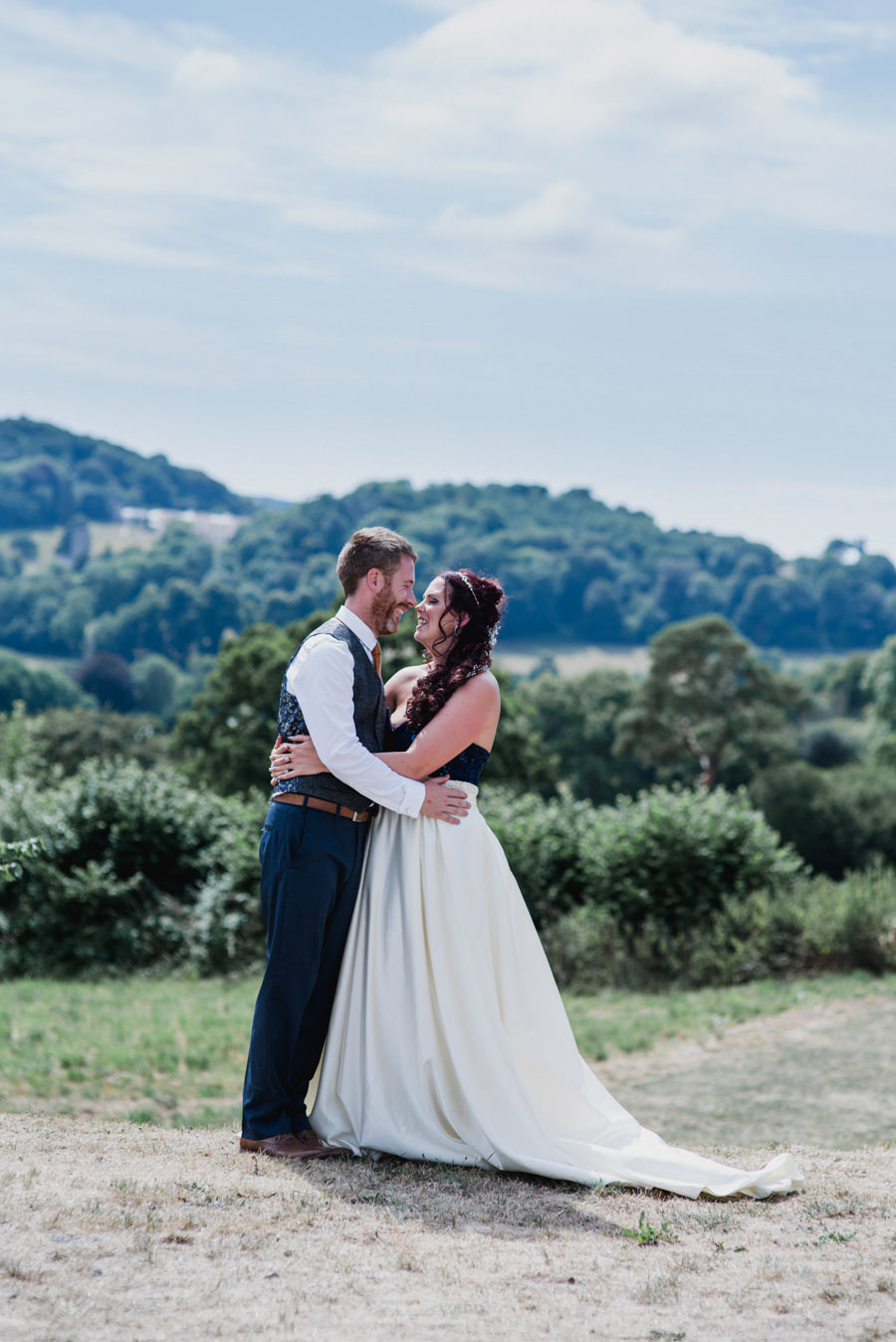 Relaxed 'good life' wedding blog with an outdoor ceremony on a farm, images by Special Day Wedding Photos (20)