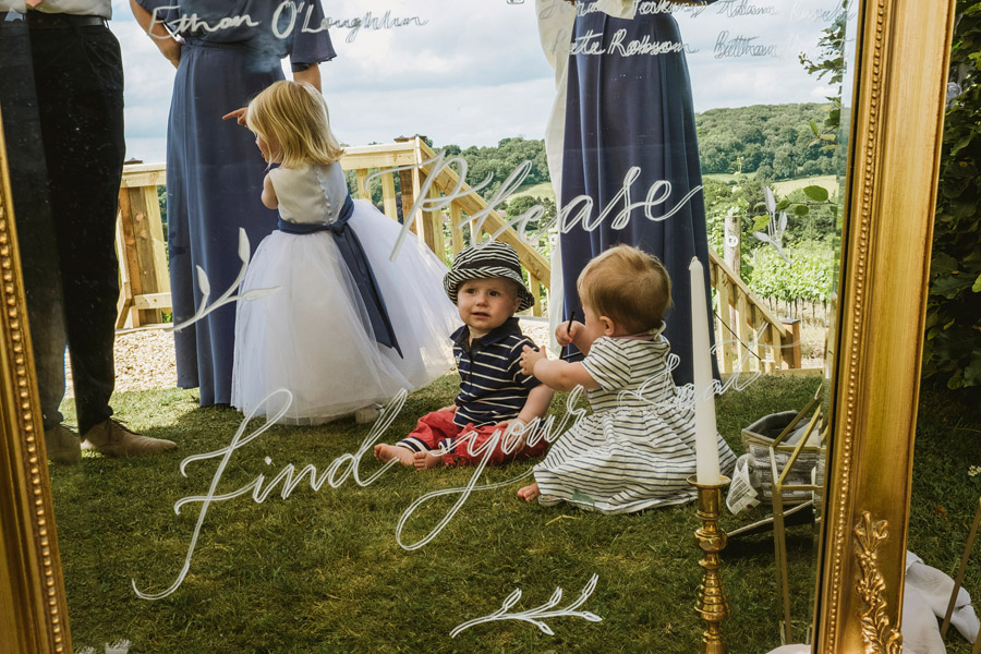 Exceptional UK wedding photographers York Place Studios - real vineyard wedding on English Wedding Blog (23)