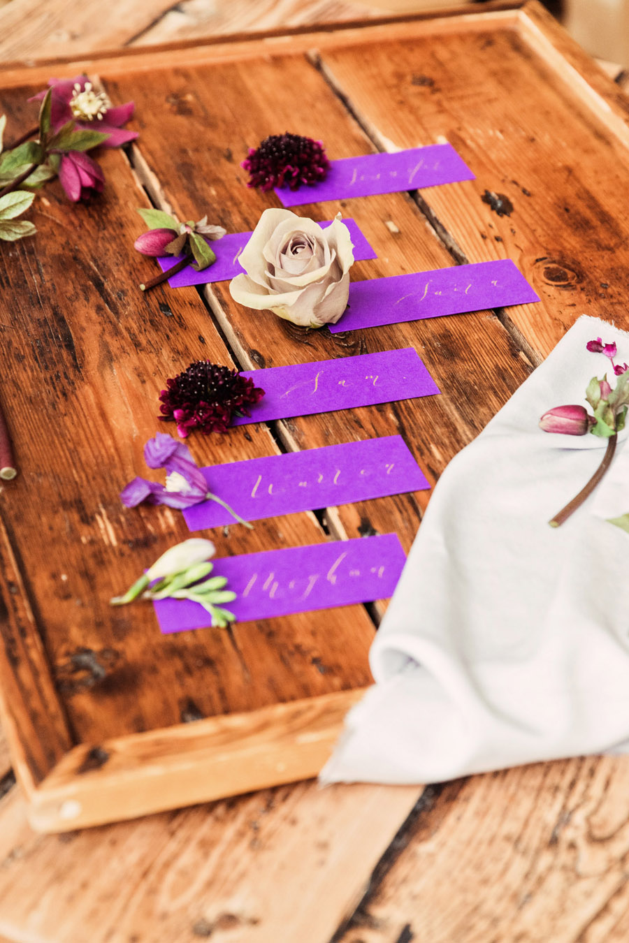 Calligraphy wedding service for place names and more - written by By Moon and Tide Calligraphy - image credit Camilla Lucinda (4)