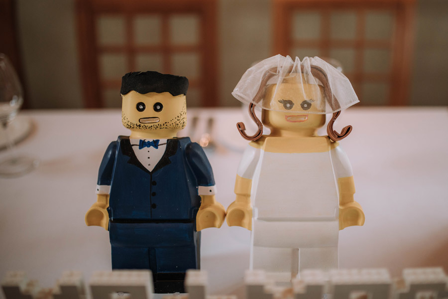 Lego and scrabble themed DIY wedding with Ayelle Photography on English-Wedding.com (9)