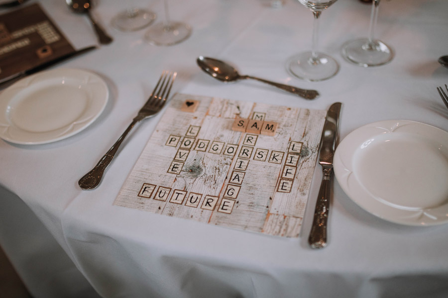 Lego and scrabble themed DIY wedding with Ayelle Photography on English-Wedding.com (12)