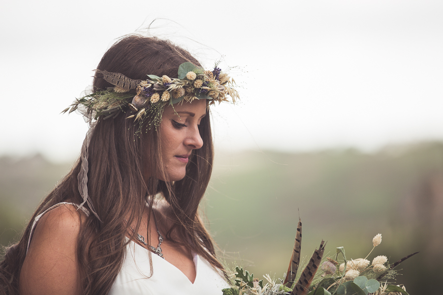 Beach boho wedding styling ideas from the UK, image credit Katie Mortimore (3)