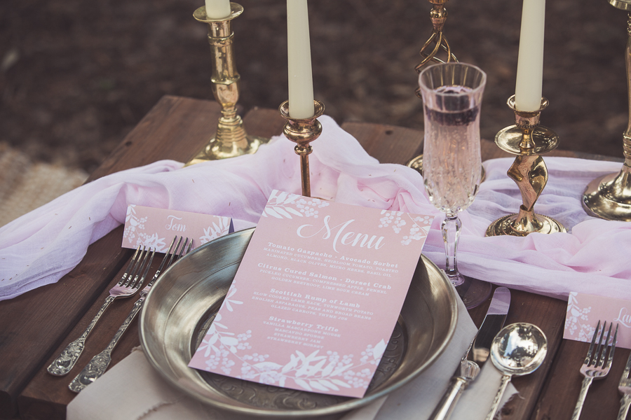 Beach boho wedding styling ideas from the UK, image credit Katie Mortimore (1)