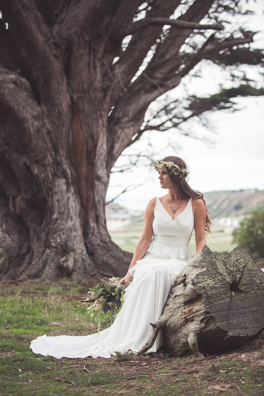 Beach boho wedding styling ideas from the UK, image credit Katie Mortimore (8)