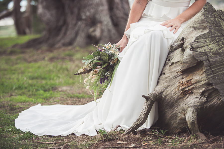 Beach boho wedding styling ideas from the UK, image credit Katie Mortimore (9)